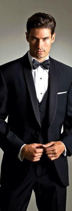 Handsome Men Suits Shawl Lapel Tailored Wedding Suit for Men Business Formal Suits Groomsmen Tuxedos Costume Homme Groom Tuxedo, Tuxedo Suit, Tuxedo Jacket, Tuxedo Wedding, Wedding Men, Wedding Suits, Wedding Tuxedos, Wedding Dresses, Traje Black Tie