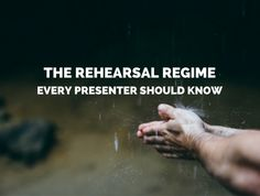 The Rehearsal Regimen That Every Great Presenter Should Know — Prezi Blog