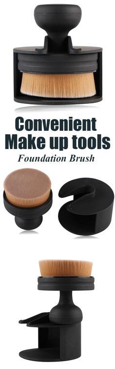 $11.30 Stamper Shape Nylon Foundation Brush