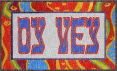 Jewish canvases: Jelly Bean Studio
