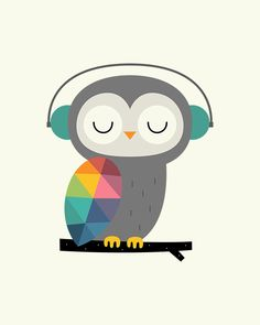 Owl Time - It's a great time to listen your own voice, your own soul : )