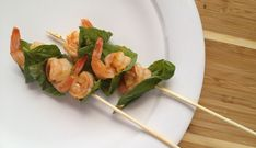 Red Curry Shrimp with Coconut and basil Makes dinner for two.  Approximate cooking time: 25 minutes, plus 1 hour for marinade