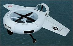 Sikorsky Cypher II UAV can carry a 45 pound payload for 100 nautical miles. The center ducted fan is used for vertical takeoff. The wings are optional (depending on mission) but greatly increase the range.