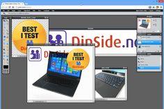 Pixlr Editor lar deg redigere bilder på en meget elegant og brukervennlig måte, helt gratis og rett i nettleseren.