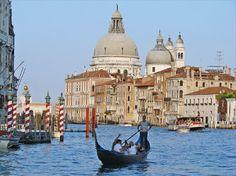 Ride a Gondala in Venice, Check!! :)