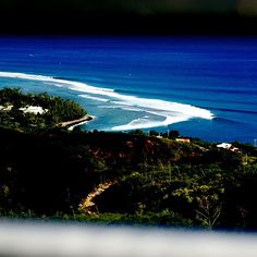 """@Quiksilver's photo: """"Reunion Island is home to two of our surfers, @FloresJeremy and @MaximeHuscenot, who grew up surfing it's amazing waves like St. Leu. Photo: @morgan maassen"""""""