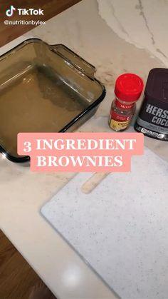 Fun Baking Recipes, Healthy Sweets, Healthy Dessert Recipes, Healthy Baking, Snack Recipes, Cooking Recipes, Healthy Food, Cooking Hacks, Easy Recipes