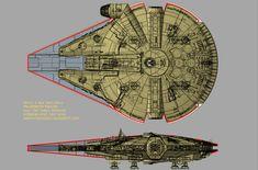 STINSON LENS CGI Render Solo : A Star Wars Story Lando's Millennium Falcon Shell #Bandai #ModelKit #MillenniumFalcon #soloastarwarsstory #YT1300 #Freighter #StarWars Lando's #landomillenniumfalcon #millenniumfalcon #conceptart #soloastarwarsstory #pieceofjunk #starwars #modelkit #stinsonlenz