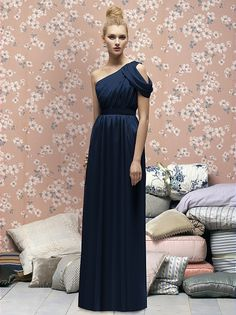 Lela Rose Bridesmaids Style LX160 http://www.dessy.com/dresses/lelarose/lx160/?color=midnight&colorid=47#.UzHBZ6hdW8w