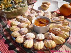 Ideas que mejoran tu vida French Food, Cookie Jars, Pretzel Bites, Tea Party, Sausage, Bakery, Muffin, Brunch, Bread