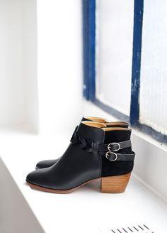 Collection Automne Boots Sézane