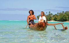 Náhľad nasledujúci  Nenápadné Cookove ostrovy v tyrkysovej vode uprostred Pacifiku zatiaľ zostali ušetrené od väčšieho náporu turistov. Zatiaľ sa schádzajú hlavne na susednom Fidži alebo Tahiti. Môžete si teda vychutnať maximálne súkromie.