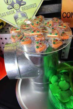 Teenage Mutant Ninja Turtles Birthday Party Ideas | Photo 3 of 37