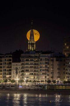 San Sebastián-Donostia.Basque Country