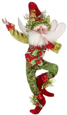 Mark Roberts - Sparkleberry - Mark Roberts Fairies Always ship for Free at Florida Gifts www.FloridaGiftsOnline.com