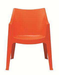 Coccolona Stoel - SCAB - oranje