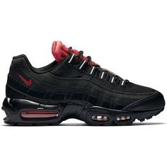 d33552be0c Nike Air Max 95 Essential ($160) ❤ liked on Polyvore featuring men's  fashion,