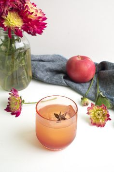 Autumn Rye Cocktail | PDXfoodlove