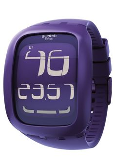 Montre Swatch Touch Purple 110€