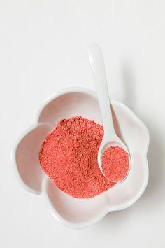 Strawberry Rhubarb Powder