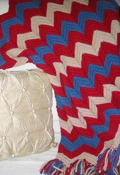 Alicia's Favorite Crocheted Afghan in Misti Alpaca Chunky - 2024