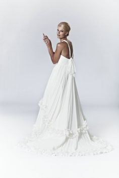 Caylie - Bridal Gown by Lis Simon