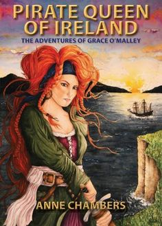 Pirate Queen of Ireland: the Adventures of Grace O'Malley by Anne Chambers,  For young readers, an illustrated version of Grace O'Malley's life.     http://www.amazon.com/dp/B00FOS5SL4/ref=cm_sw_r_pi_dp_hcKbub1E988VT