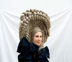 The Braided Rug: ...more funny hairstyles!