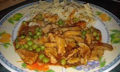 tokany5 Hungarian Recipes, Chicken, Food, Red Peppers, Essen, Meals, Yemek, Eten