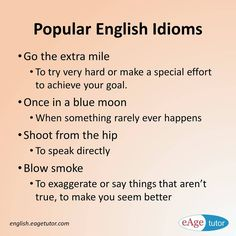 English Phrases, English Idioms, English Words, Idioms And Phrases, Achieve Your Goals, Writing Tips, Grammar, Language, Make It Yourself