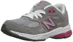 New Balance KJ990 Lace-Up Running Shoe (Toddler/Little Kid/Big Kid) -- Visit the image link more details.