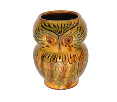 Our 'Sova' owl in Bulgarian was carried by Anthropologie for several years!