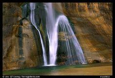 Lower Calf Creek Falls, Grand Staircase Escalante National Monument, Utah
