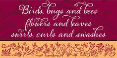 Wegen des großen Erfolgs gönnen wir der authentischen Schreibschrift von Laura Worthington eine zweite Entwicklungsstufe – zu noch größerer Bekanntheit: Wir verlängern das Angebot um 8 Tage. http://www.fontblog.de/der-woche-alana-2-fonts-nur-67-49-e