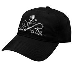 Skull & Hooks Relaxed Cap - Hats - Mens
