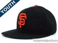 f3417242763 Black San Francisco Giants new era Kid caps 017