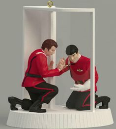 Decorate Next Year's Christmas Tree With Spock's Painful Death by Radiation