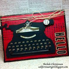 Richele Christensen: Hello Card!