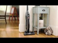 Retire your dustpan and broom and transform your everyday floor cleaning! This sleek, versatile stick vacuum is always ready to deliver upright performance* . Best Vacuum, Cordless Vacuum, Vacuum Cleaners, Home Appliances, Cleaning, House Appliances, Vacuums, Domestic Appliances