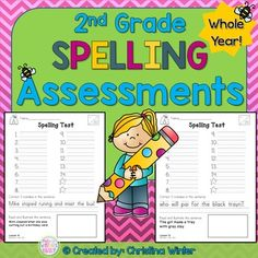 2nd Grade Spelling T