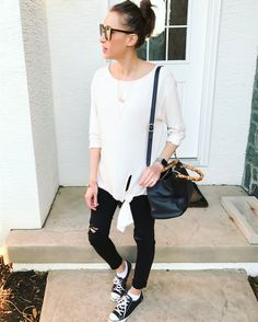 Casual chic spring o