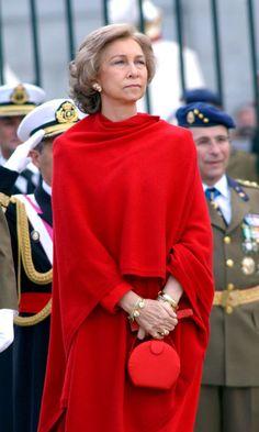 Queen Sofia of Spain Queen Sophia, Royal Photography, Spanish Royalty, Estilo Real, Spanish Royal Family, Queen Dress, Royal Princess, Queen Letizia, Royal Weddings