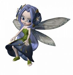 Fairy Poser Tubes | Posers B Fairy 1