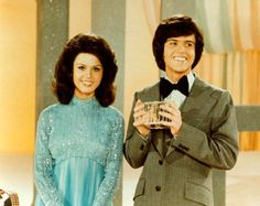 Donny & Marie TV Show | Marie and Donnie Osmond, circa 1976