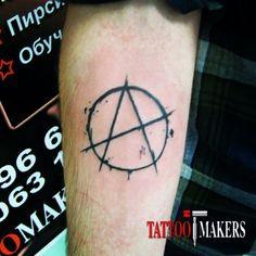 Tattoo Anarchy by S-Hellblazer