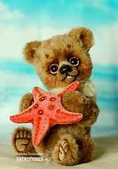 NatalyTools Bears - Artist Bears and Handmade Bears