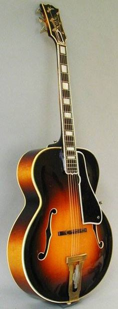 Roy Smeck Gibson L - 5 Archtop Guitar