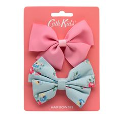 Arley Bunch Hair Bows | Small Accessories | CathKidston
