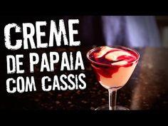 Creme de Papaia com Cassis | A Maravilhosa Cozinha de Jack - YouTube