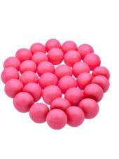 Bright Pink Gumballs-Party City